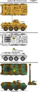 Colonial Landram Mk II (Wheeled)