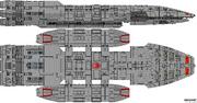Nova Class Battlestar