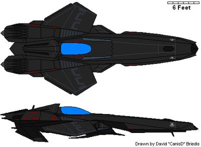 STF-101 'Stealthstar'