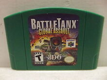 GlobalAssaultN64Cartridge