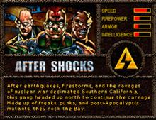 AfterShocksStats