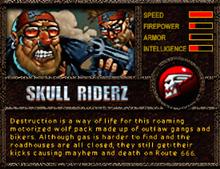 SkullRiderzStats