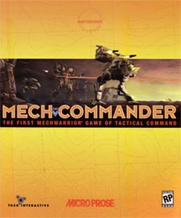 File:MechCommander Coverart.jpg