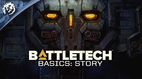 BATTLETECH Basics Story Pre-order TODAY