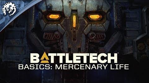 BATTLETECH Basics Mercenary Life Pre-order TODAY