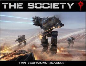 XTRO The Society (Cover Art)