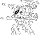 Leviathan (Custom 'Mech)