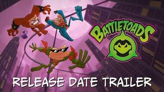 Battletoads Official Release Date Trailer
