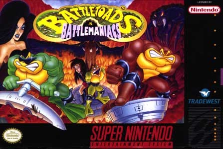 Battletoads In Battlemaniacs Battletoads Wiki Fandom Powered By