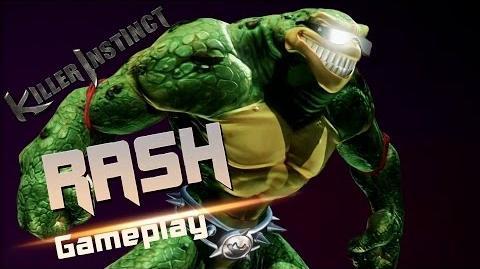 Killer Instinct Rash Gameplay