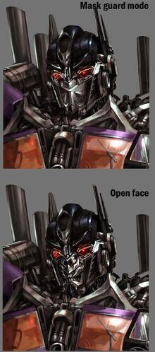 Nemesis FacePlate