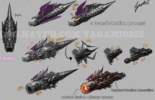 Nemesis Weapons