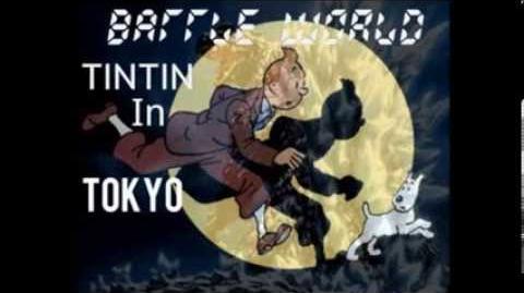 Tintin in Tokyo Teaser