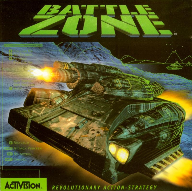 Battlezone Soundtrack   Battlezone Wiki   FANDOM powered by
