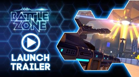 Battlezone Official Launch Trailer PlayStation VR