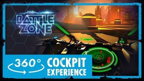 Battlezone 360° Cockpit Experience