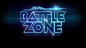 Battlezone full logo&background
