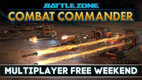 Battlezone Combat Commander - Multiplayer Free Weekend