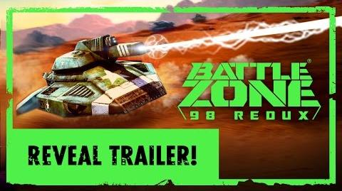 Battlezone 98 Redux - Official Reveal Trailer