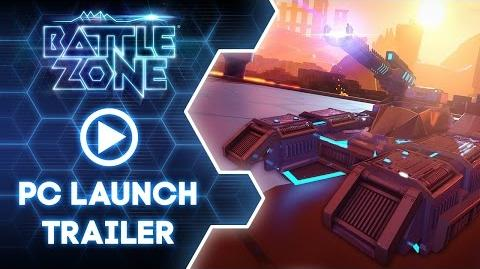 Battlezone Official Launch Trailer PC Oculus Rift VIVE