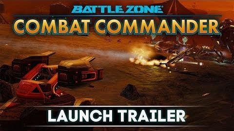 Battlezone Combat Commander - Launch Trailer!