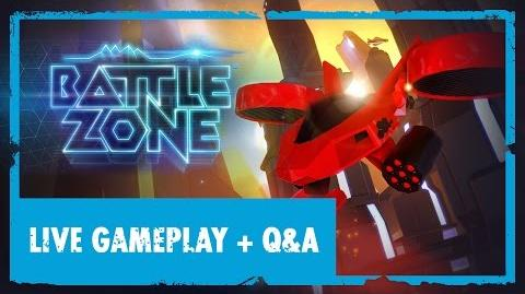 Battlezone livestream - PlayStation VR gameplay!