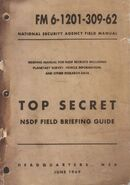 NSDF field guide