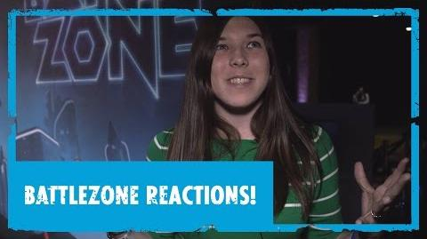 Post PlayStation E3 Conference Battlezone Reactions!