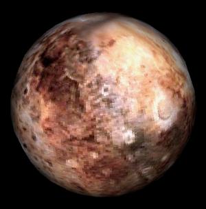 Pluto render