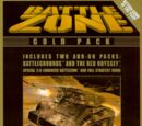 Battlezone Gold Pack
