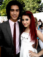 Ariana and Avan
