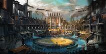 Coliseum arena ckim