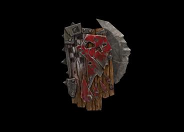 Shieldbearer's Blocka of Vehemence