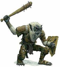 Ex snow goblin