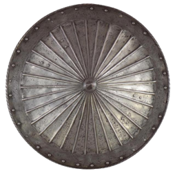 Cast-iron-shield