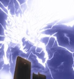 Sasuke s kirin attack by bangalybashir-d4mb30p