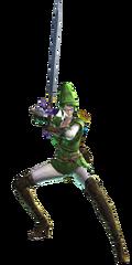 Bayo1 - Hero of Hyrule costume