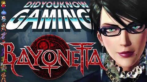 Bayonetta - Did You Know Gaming? Feat. PushingUpRoses