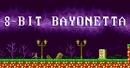 8-Bit Bayonetta Logo