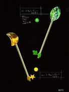 Crescent Moon - Herb Lollipop Concept Art