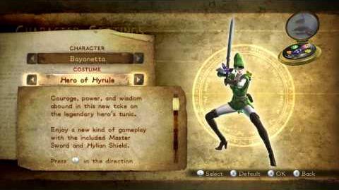 Bayonetta 2 Costumes (Bayonetta)