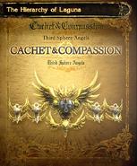 Cachet & Compassion Page
