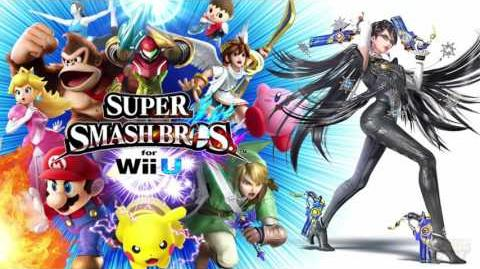 Super Smash Bros. 4 - Tomorrow is Mine (Instrumental)