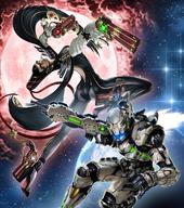 Bayonetta and Vanquish 10th Anniversary Bundle Artwork