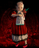 Child Jeanne Model