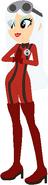 Jeanne in Equestria Girls style
