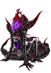 Alraune (Render) Second Form
