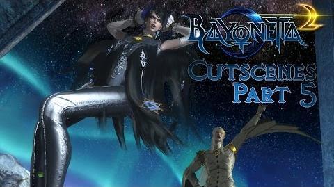 Bayonetta 2 cutscenes (Wii U 1080p @ 60 FPS) Part 5