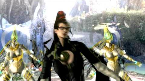 Bayonetta - Let's Dance Boys! HD