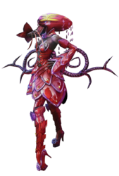 Alraune (Render) First Form
